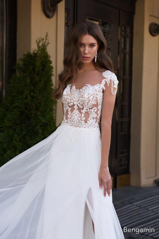 Свадебный салон Aivi Свадебное платье Bengamin (Love Repablic) - фото 5