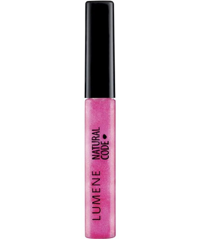 Декоративная косметика LUMENE Блеск для губ Natural Code Smile Booster Lip Gloss, оттенок 4 - фото 1