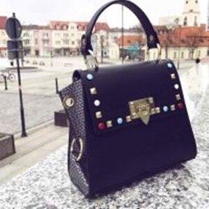 Магазин сумок Vezze Кожаная женская сумка C00180 - фото 1