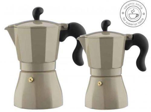 Подарок Grunwerg Гейзерная кофеварка (на 9 порций) ECM-900C - фото 1