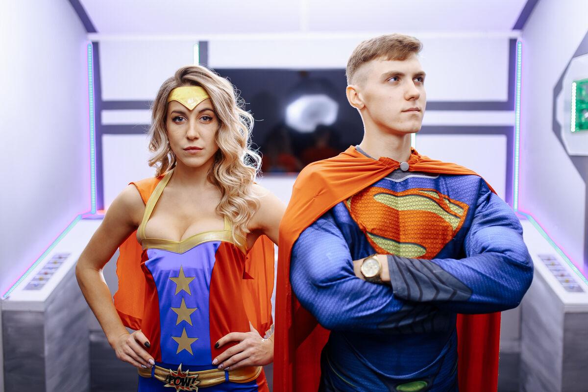 "Квест GameRoom Детский квест ""Супергерои"" - фото 11"