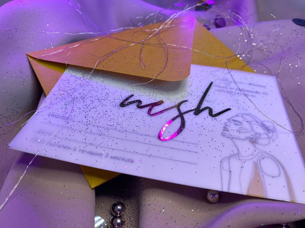 Магазин подарочных сертификатов Nesh Подарочный сертификат - фото 2