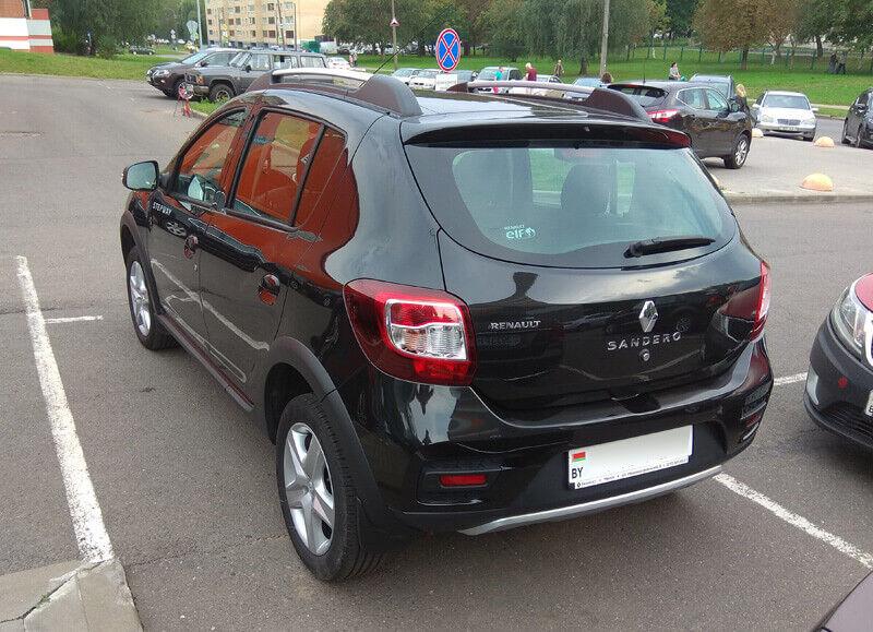 Прокат авто Renault Sandero Stepway 2017 г. - фото 4