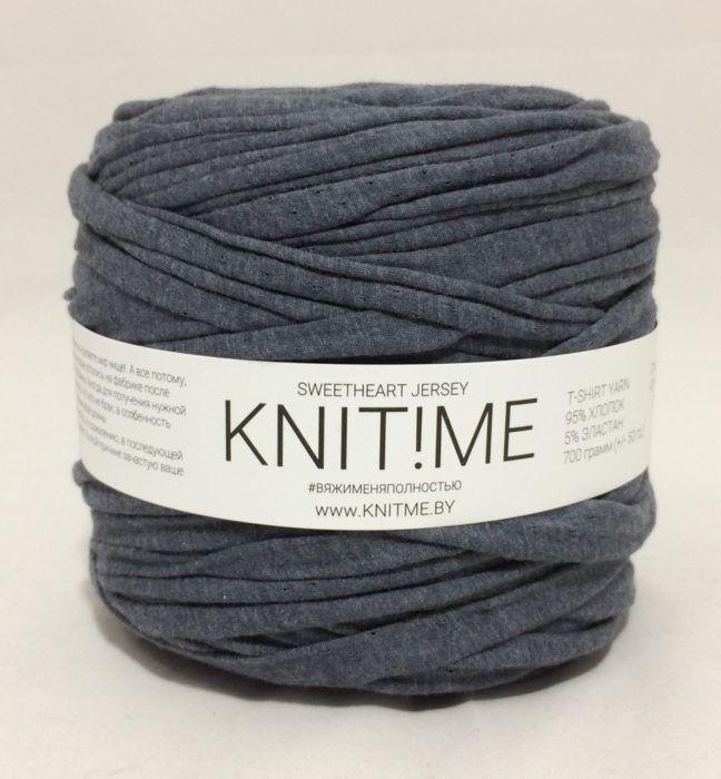 Товар для рукоделия Knit!Me Ленточная пряжа Sweetheart Jersey - SJ504 - фото 1