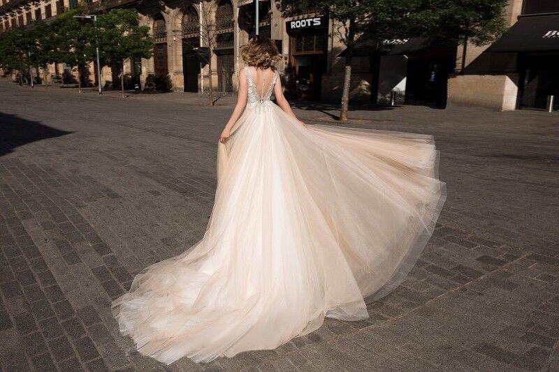 Свадебный салон Ida Torez Свадебное платье Lanisadeta - фото 3