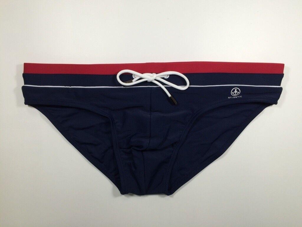 Пляжная одежда для мужчин Atlantic Плавки мужские KMT-298 - фото 2