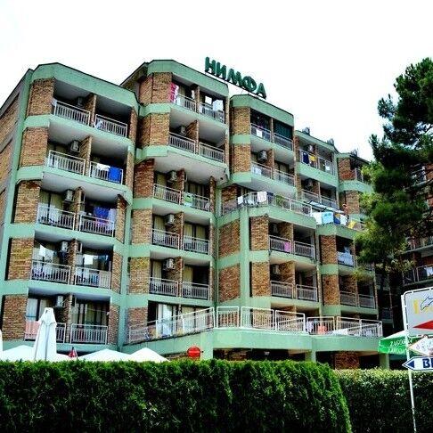 Туристическое агентство Denvi Travel Пляжный авиатур в Болгарию, Nimfa-Rusalka 2* - фото 1