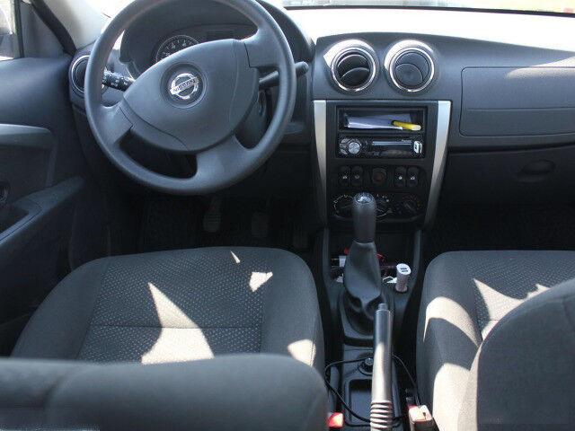 Прокат авто Nissan Almera 2013 г.в. - фото 3
