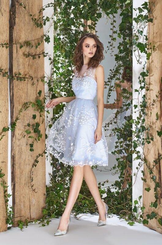 Свадебный салон Papilio Свадебное платье «Wonderland» #1834 Амми - фото 1