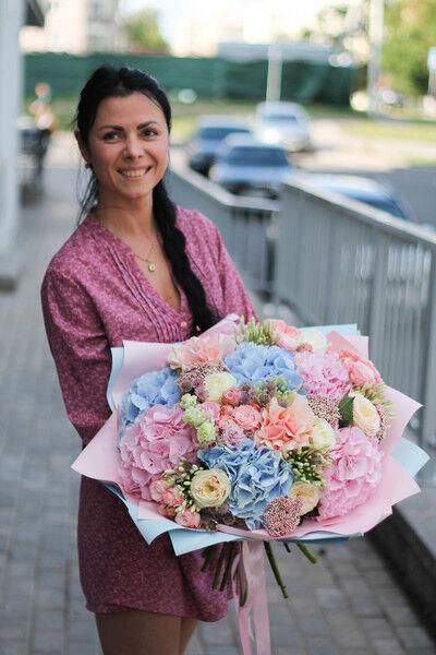 Магазин цветов Cvetok.by Букет «Шарм» - фото 1