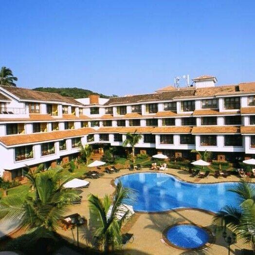 Туристическое агентство Айкью групп Пляжный авиатур в Индию, Гоа, DoubleTree by Hilton Hotel Goa 5* - фото 1