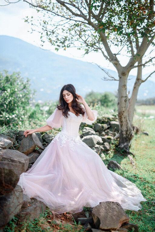 Свадебное платье напрокат Артемида Платье свадебное Peony - фото 2