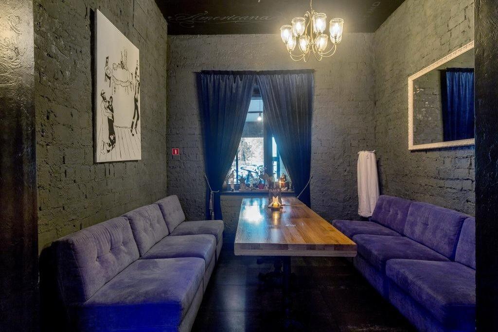 Банкетный зал Plan B VIP-зал - фото 2