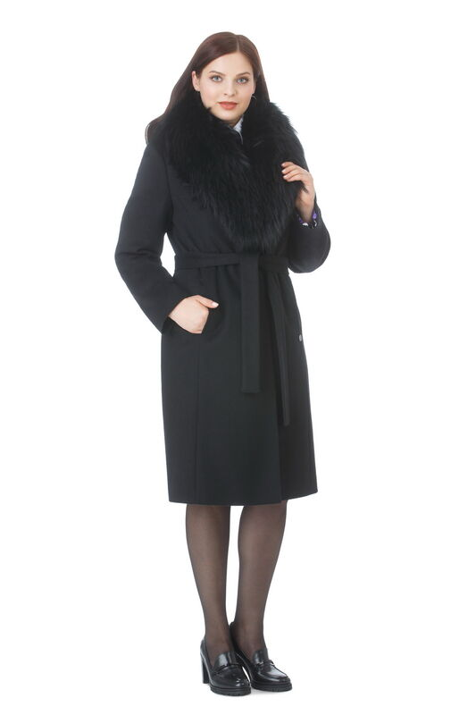 Верхняя одежда женская Elema Пальто женское зимнее Т-6556(2017) - фото 1