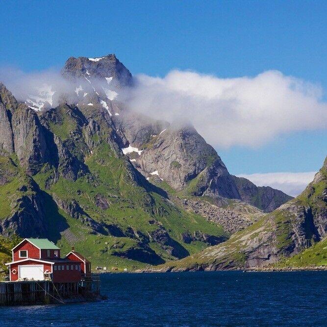 Туристическое агентство Вокруг Света Экскурсионный тур «Путешествие к Норвежским фьордам» - фото 1