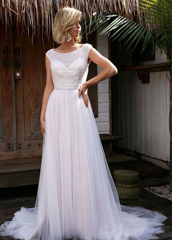 Свадебное платье напрокат Mia Solano Свадебное платье Shilo - фото 2