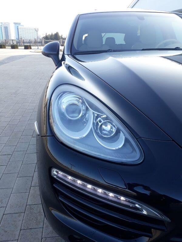 Прокат авто Porsche Cayenne 2010 г.в. - фото 3