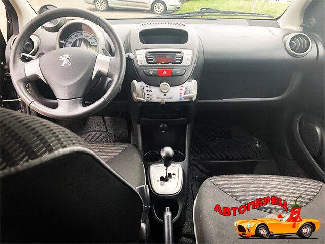 Прокат авто Peugeot 107 2015 г.в. - фото 4