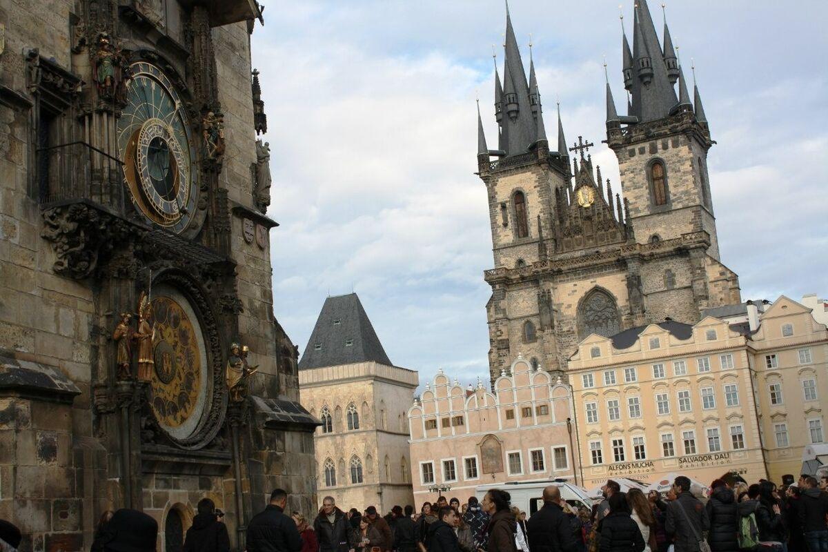 Туристическое агентство Голубой парус Автобусный экскурсионный тур «Сказочная Прага» - фото 9