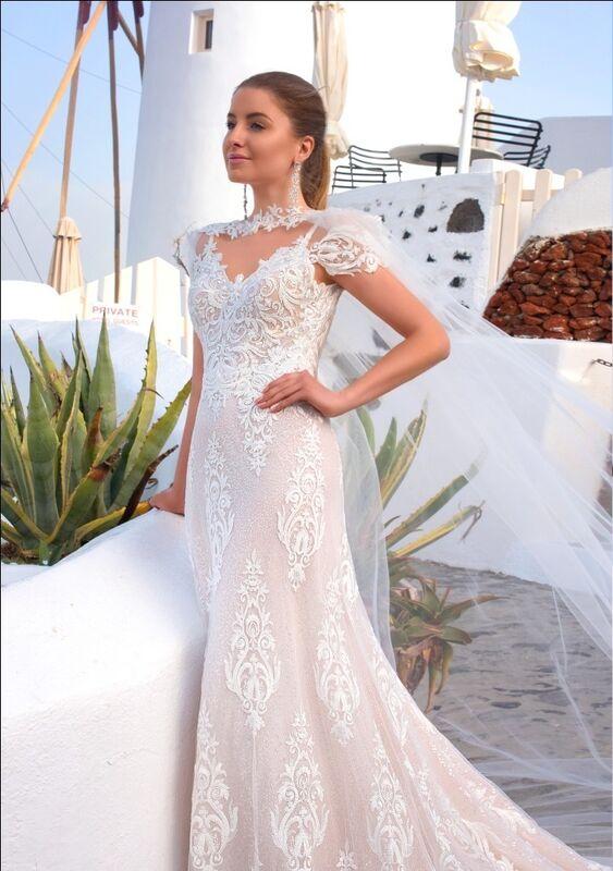 Свадебный салон Rafineza Свадебное платье Amalia напрокат - фото 2