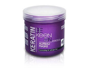 Уход за волосами KEEN Маска «Восстанавливающая» с кератином - фото 1