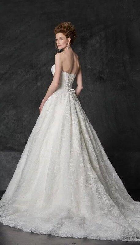 Свадебное платье напрокат Edelweis Платье свадебное «Neiva» - фото 2