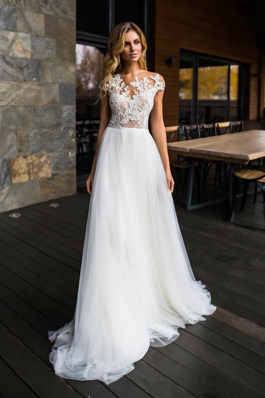 Свадебный салон Florence Свадебное платье Adore - фото 1