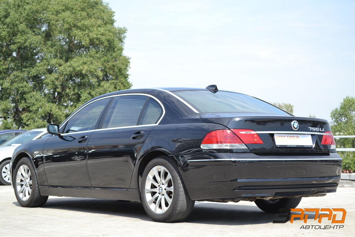 Прокат авто BMW 750 (E66) Long - фото 3