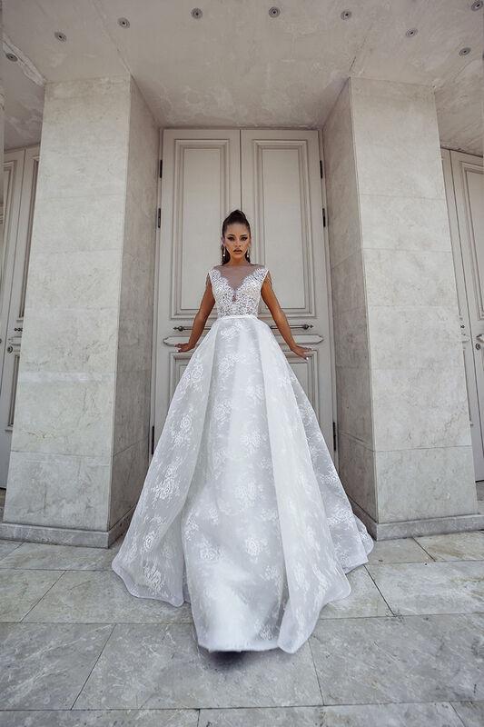 Свадебный салон Aivi Свадебное платье Roosmarijn (My Angel) - фото 1