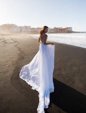 Свадебное платье напрокат Blammo-Biamo Свадебное платье Dream Ocean Iymi - фото 3
