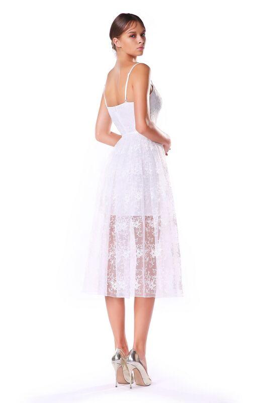 Платье женское Isabel Garcia Коктейльное платье BB1316 - фото 2
