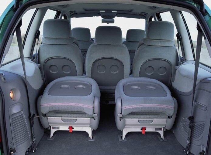 Прокат авто Volkswagen Sharan - фото 3