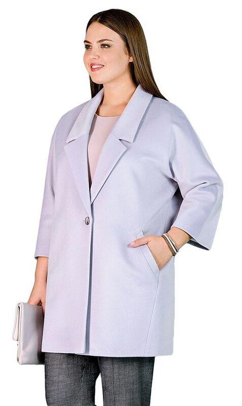Верхняя одежда женская Lalis Полупальто женское UD7169 - фото 1
