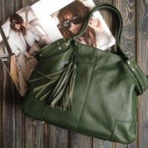 Магазин сумок Vezze Кожаная женская сумка С00144 - фото 1