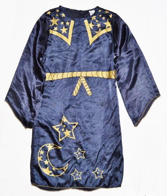 Карнавальный костюм КРАМАМАМА Халат карнавальный «Звездочёт» - фото 1