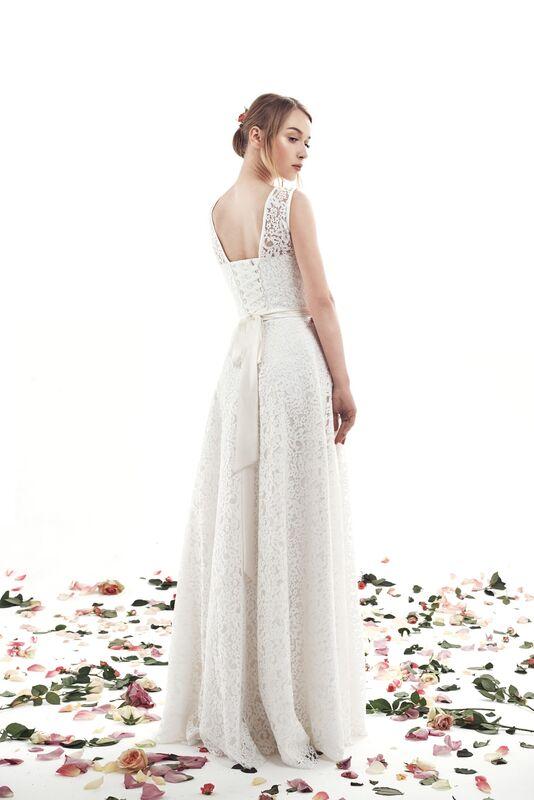 Свадебный салон UNONA Свадебное платье «Rebecca» из коллекции AMBER - фото 2