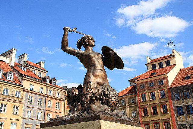 Туристическое агентство Голубой парус Автобусный экскурсионный тур в Варшаву - фото 3