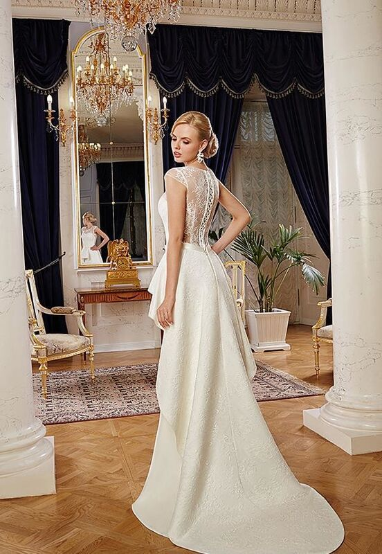 Свадебный салон Robe Blanche Платье свадебное «Элегантность» - фото 2