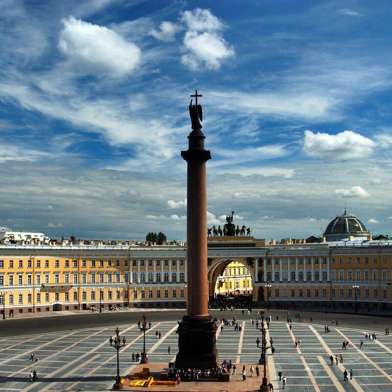 Туристическое агентство СтекляриусТур Тур в Санкт-Петербург - фото 1