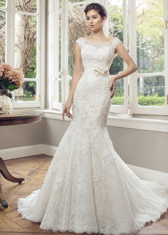Свадебное платье напрокат Mia Solano Платье свадебное «Alyce» - фото 1