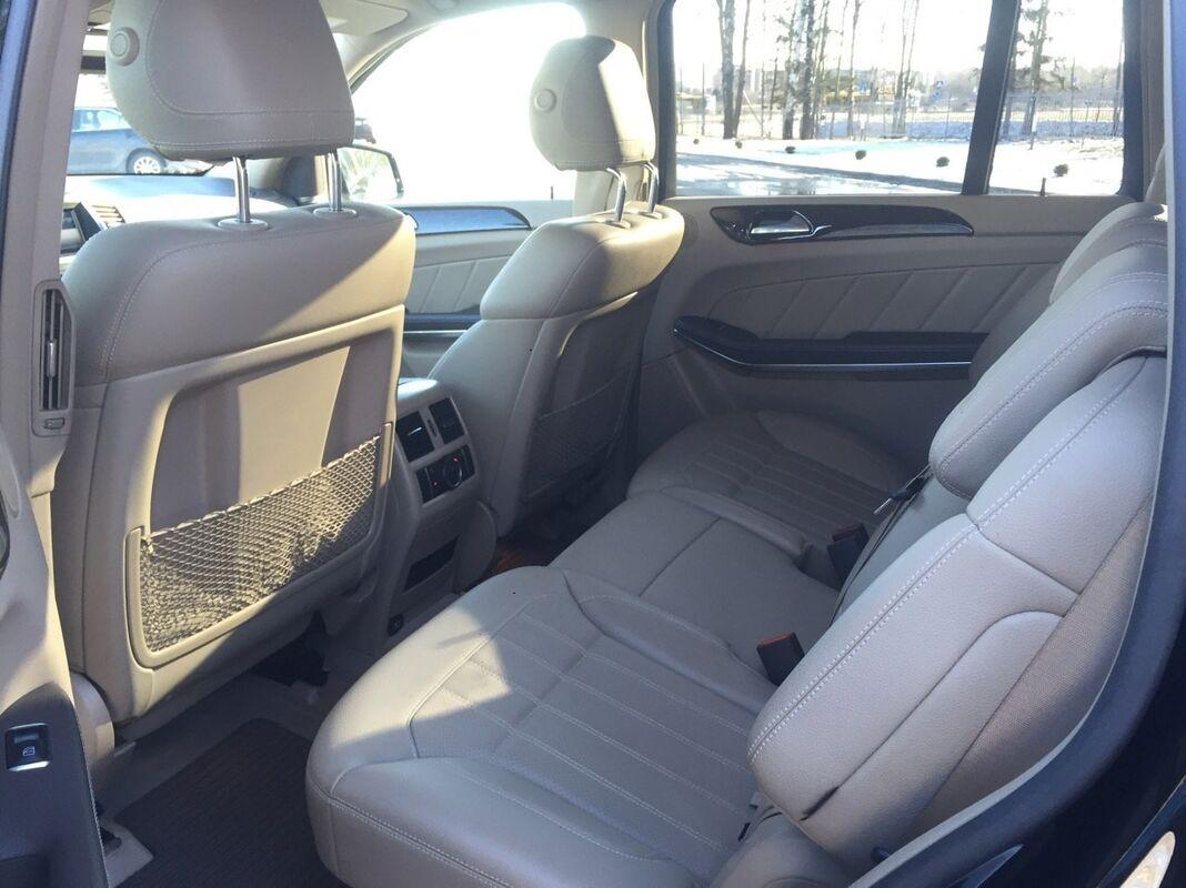 Прокат авто Mercedes-Benz GL 500 - фото 8