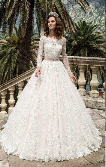 Свадебное платье напрокат Lussano Bridal Платье свадебное 16007 - фото 1