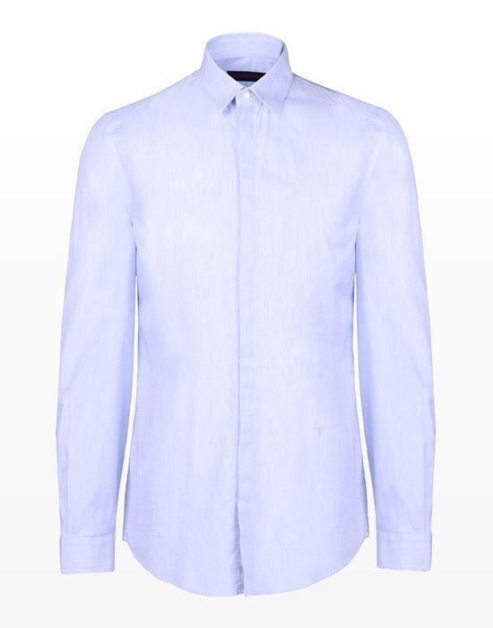 Кофта, рубашка, футболка мужская Trussardi Рубашка мужская 52C37 _510069 - фото 1