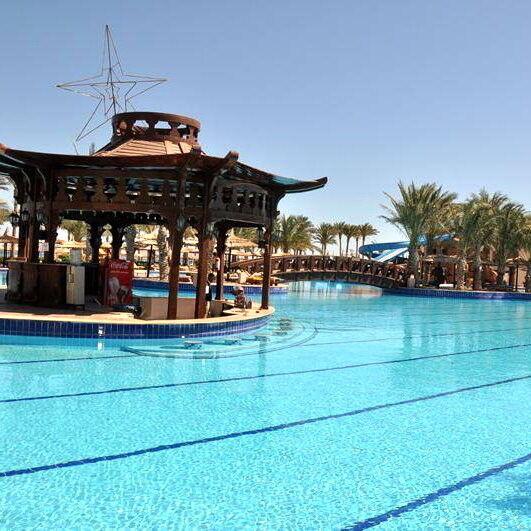 Туристическое агентство EcoTravel Пляжный авиатур в Египет, Шарм-эль-Шейх, Sea Beach Aqua Park Blue Resorts 4* - фото 1