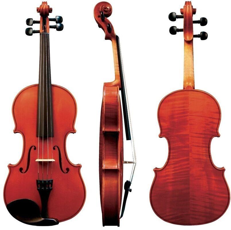 Музыкальный инструмент Gewa Скрипка 3/4 O.M.Monnich F400.032 - фото 1