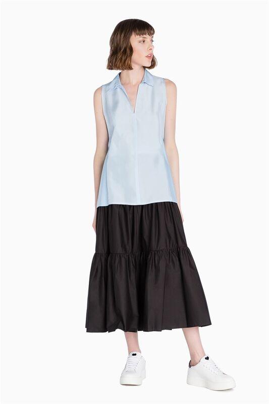 Кофта, блузка, футболка женская TWIN-SET Блуза S7T TS72JB - фото 1