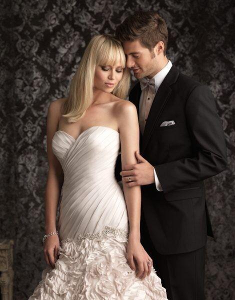 Свадебное платье напрокат Allure Bridals Платье свадебное 9015 - фото 3