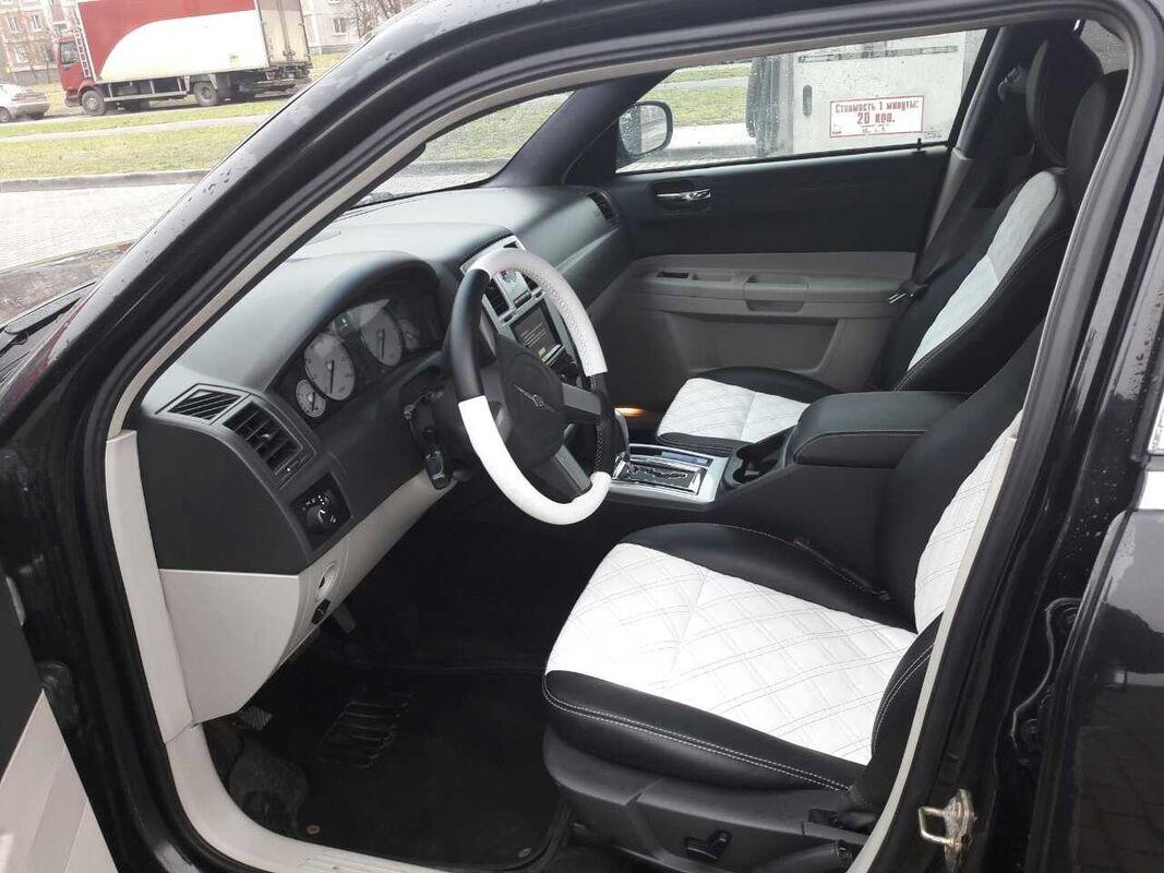 Прокат авто Chrysler 300c аренда - фото 3