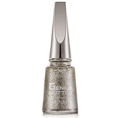 Декоративная косметика Flormar Лак для ногтей Genius Glitter Nail Enamel - фото 1