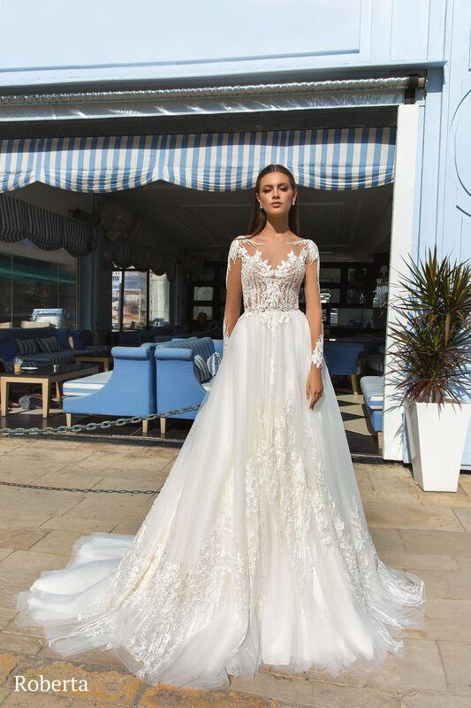 Свадебный салон Aivi Свадебное платье Roberta (Love Repablic) - фото 1